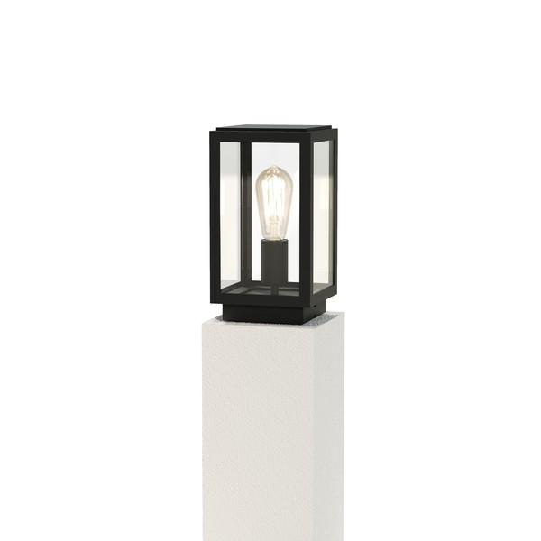 Billede af Astro Homefield Pedestal Bordlampe Sort