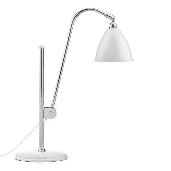 Billede af Bestlite BL1 Bordlampe Mat Hvid