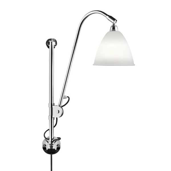 Bestlite BL5 Væglampe Krom & Porcelæn