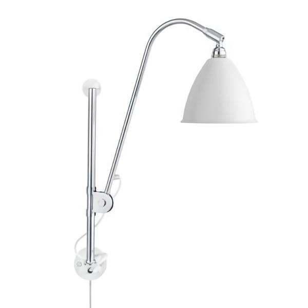 Bestlite BL5 Væglampe Mat Hvid