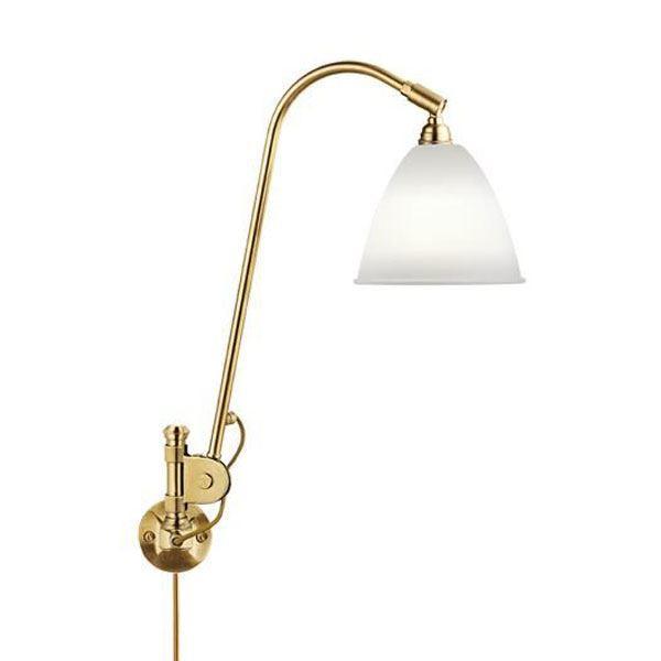 Bestlite BL6 Væglampe Messing & Porcelæn