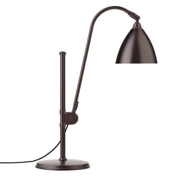 Billede af Bestlite BL1 Bordlampe Sort Messing