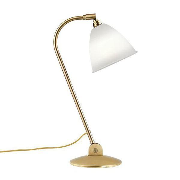 Billede af Bestlite BL2 Bordlampe Messing & Porcelæn