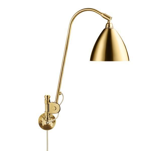 Bestlite BL6 Væglampe Messing