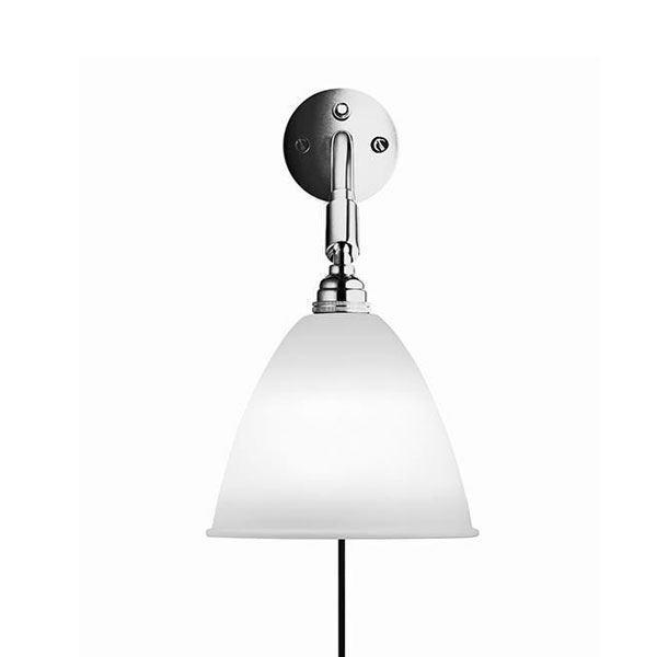 Bestlite BL7 Væglampe krom & Porcelæn