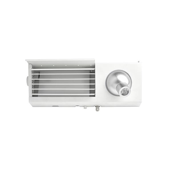Biny Bedside Væglampe Hvid M. Switch Til Højre