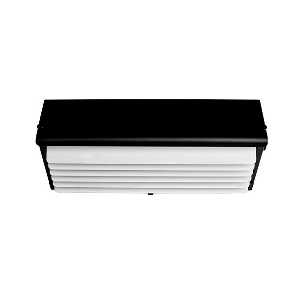 Image of Biny Box 3 Væglampe Sort & Hvid