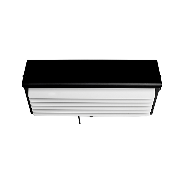 Image of Biny Box 3 Væglampe Sort & Hvid M. Switch