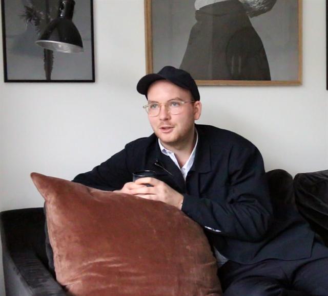 Image of   LIMELIGHT - På besøg hos Christian Engholm (S1E3)