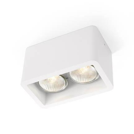Trizo 21 Code 2 IN Spot- & Loftslampe Hvid