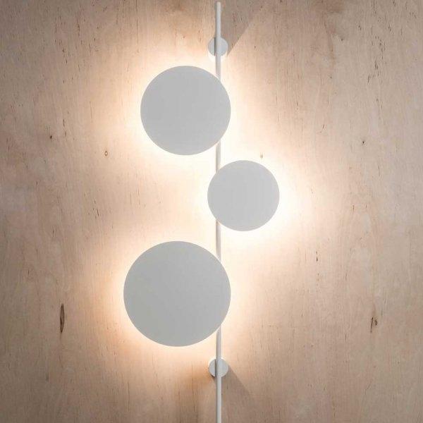 Chors Ambiente K Væglampe Hvid fra Chors