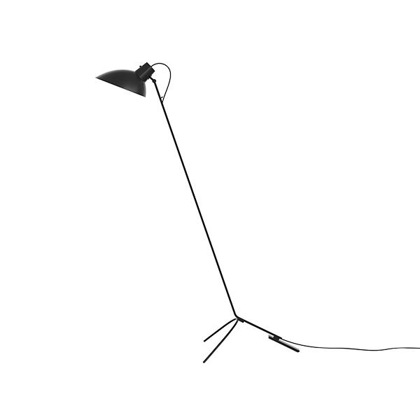 Astep VV Cinquanta Gulvlampe Sort/Sort fra Astep
