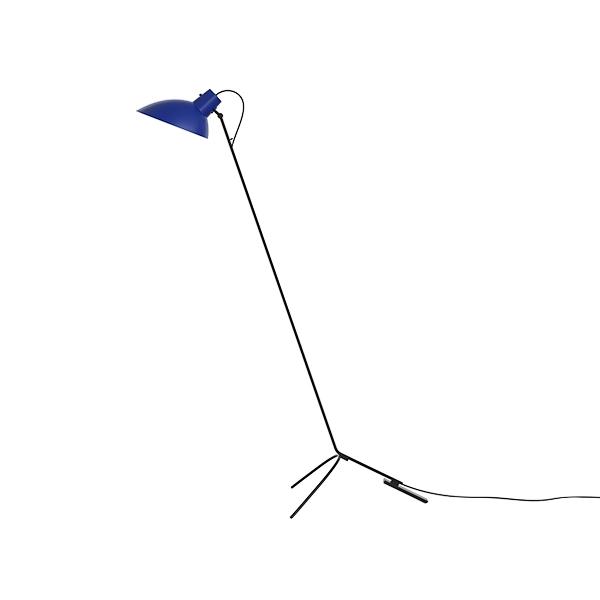 Image of   Astep VV Cinquanta Gulvlampe Sort/Blå
