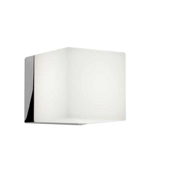 Image of Astro Cube Badeværelseslampe LED Krom