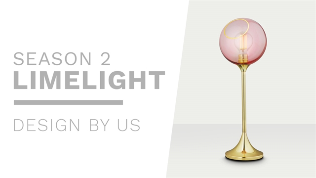 Image of   LIMELIGHT 2: DESIGN BY US