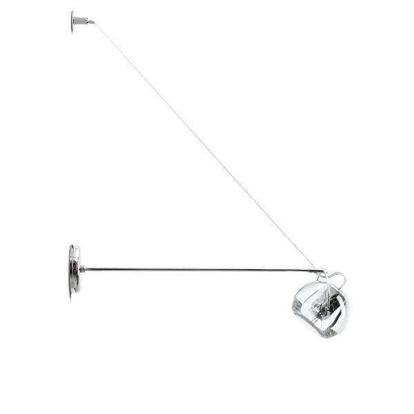 Image of   Fabbian Beluga Væglampe På Arm