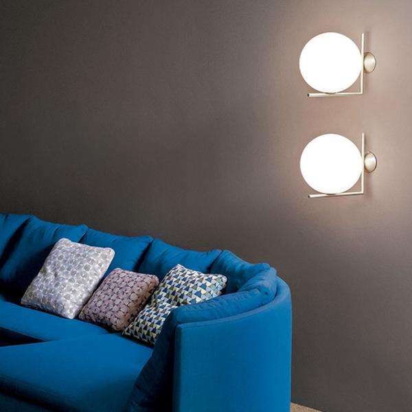 Ic Lights Flos Væg og loftlampe