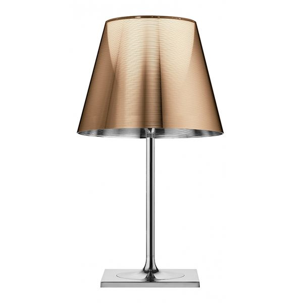 Flos KTribe T2 Bordlampe Bronze