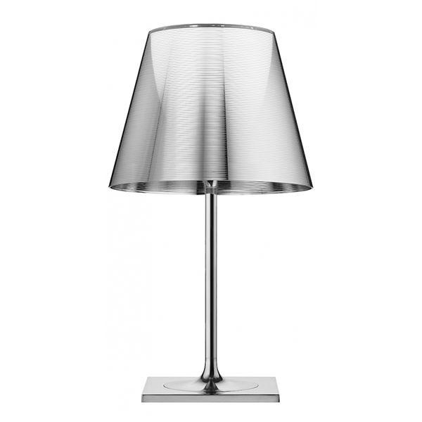 Flos KTribe T2 Bordlampe Sølv fra Flos