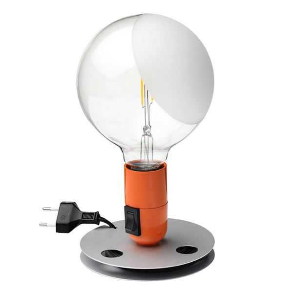 Flos Lampadina Bordlampe Orange