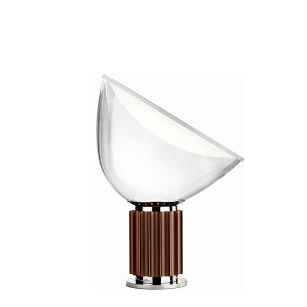 Flos Taccia LED Bronze Lille