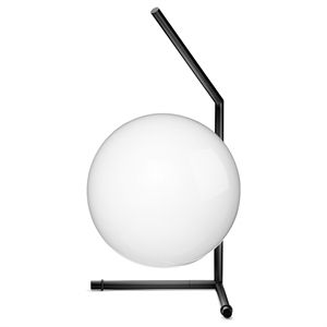 FLOS IC T1 Bordlampe Mat Sort Lav