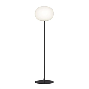 Flos Glo-Ball F1 Gulvlampe Sort