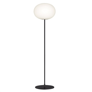 Flos Glo-Ball F2 Gulvlampe Sort