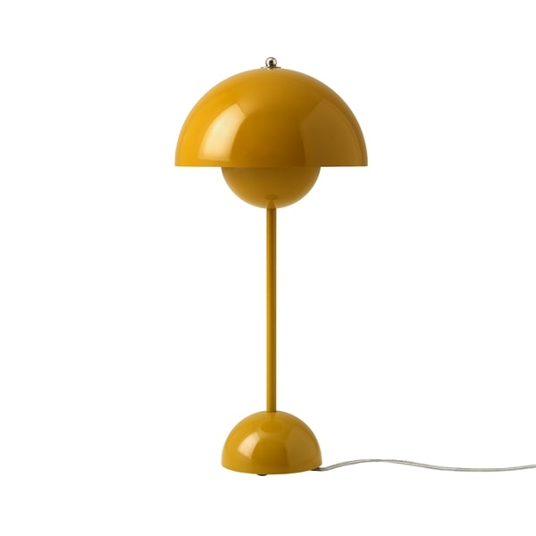 &Tradition Flowerpot VP3 Bordlampe Sennepsgul thumbnail