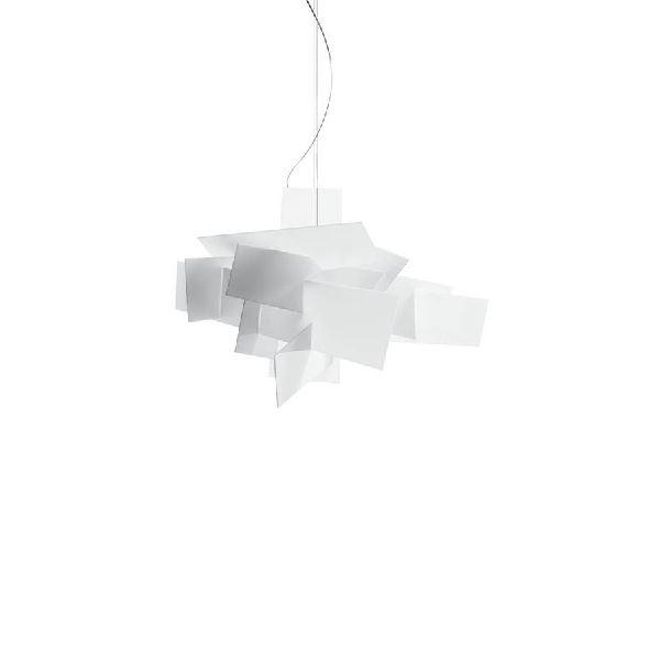 Foscarini Big Bang LED Pendel Hvid