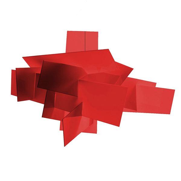 Billede af Foscarini Big Bang Loftlampe/Væglampe Rød