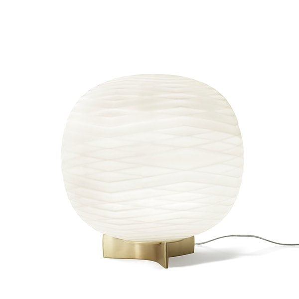 Foscarini Gem Bordlampe Hvid