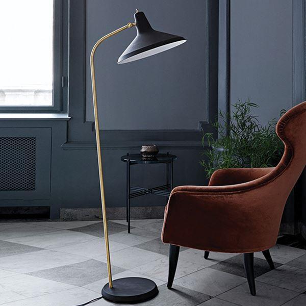 Standerlamper til stuen, til læsning eller til dekoration thumbnail