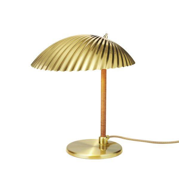 Billede af GUBI Tynell Collection 5321 Bordlampe Messing