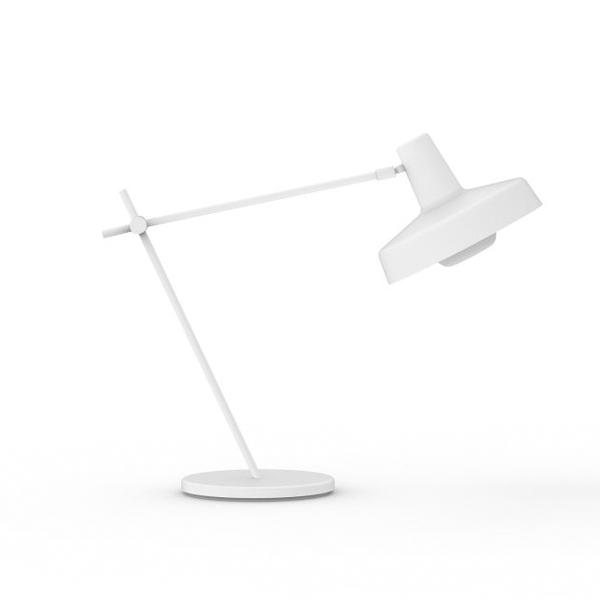 Image of   Grupa Products Arigato Bordlampe Kort Hvid