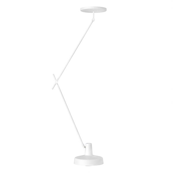 Image of   Grupa Products Arigato Loftlampe Lang Hvid