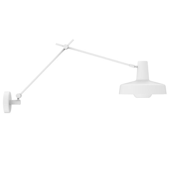 Image of   Grupa Products Arigato Væglampe Hvid