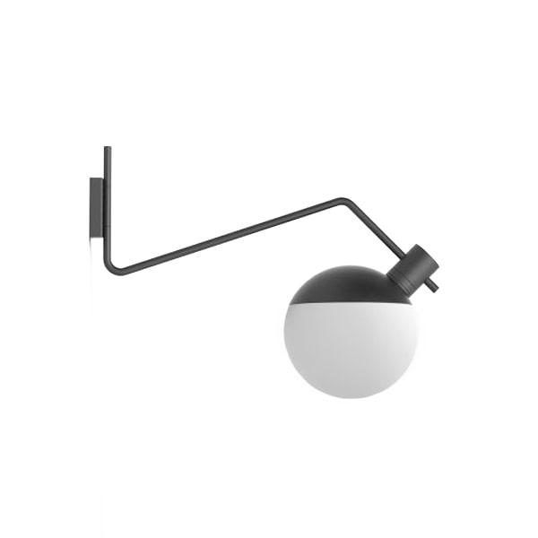 Image of   Grupa Products Baluna Væglampe Medium Sort