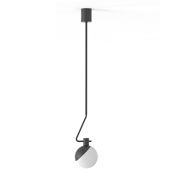 Image of Grupa Products Baluna Loftlampe Sort