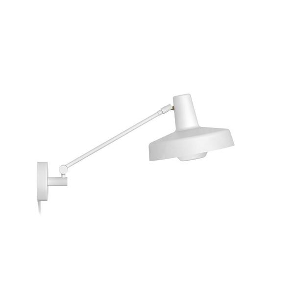 Image of   Grupa Products Arigato Væglampe Lille Hvid