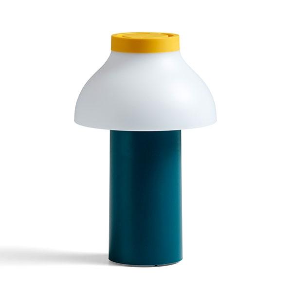 Køb HAY PC Portable Bordlampe Hav Grøn