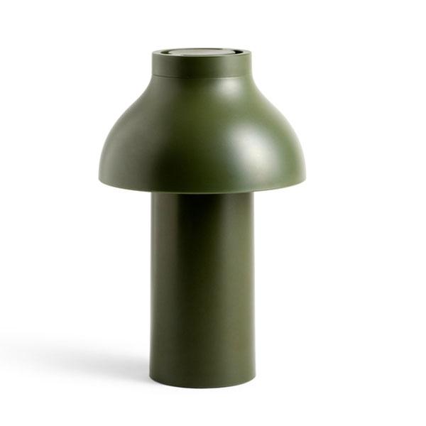 Køb HAY PC Portable Bordlampe Oliven Grøn