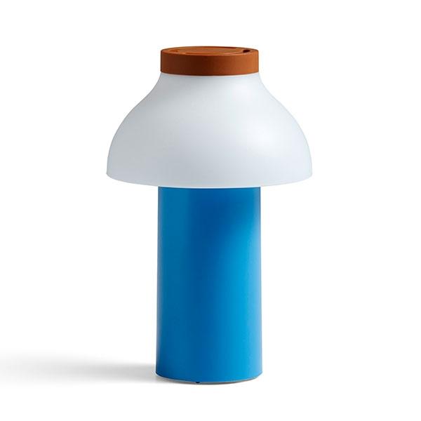 Køb HAY PC Portable Bordlampe Sky Blå