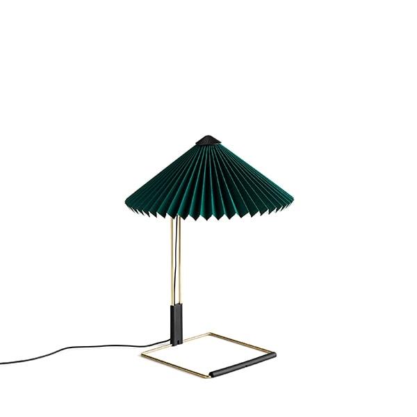 HAY Matin Bordlampe Lille Grøn