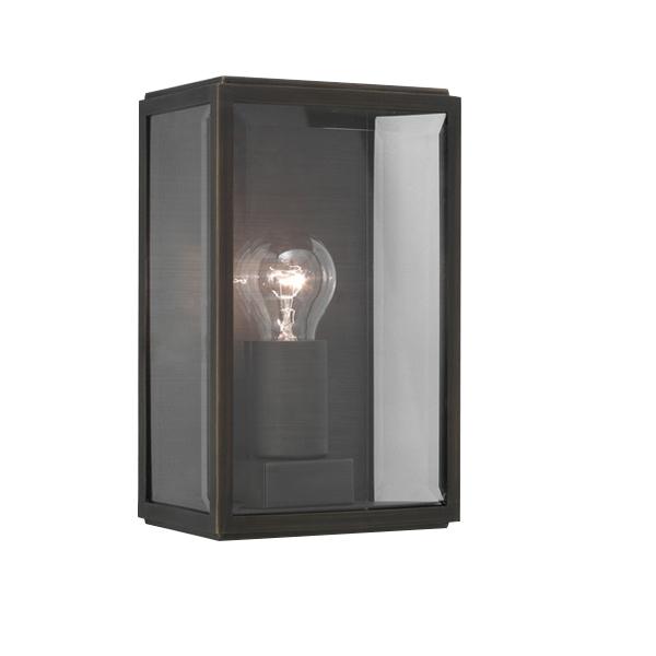 Billede af Astro Homefield 160 Badeværelseslampe LED Bronze