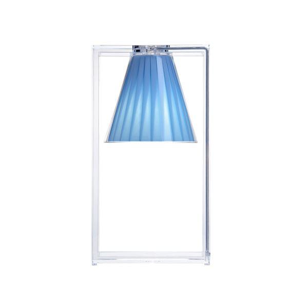 Billede af Kartell Light-Air Bordlampe Lyseblå