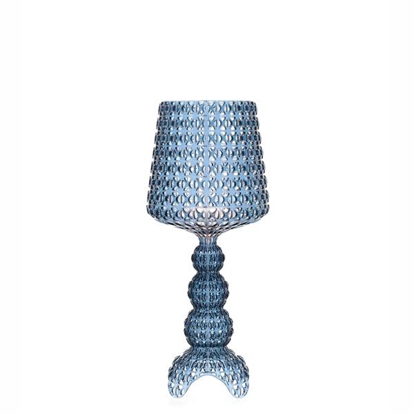 Kartell Kabuki Bordlampe Blå