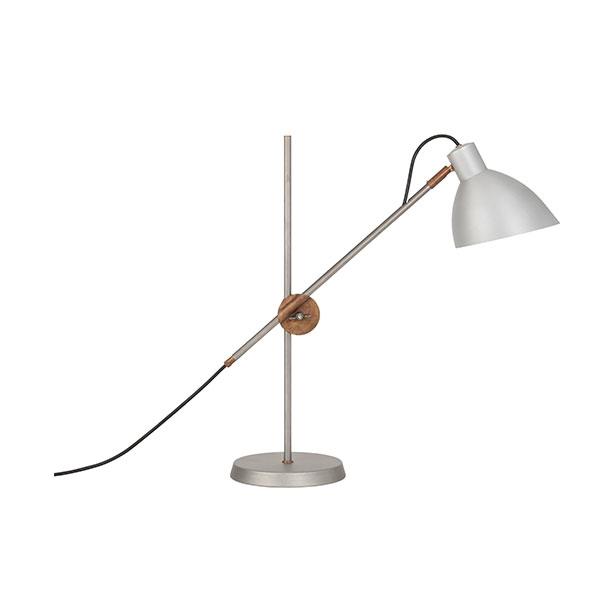 Konsthantverk KH#1 Bordlampe - Rå Messing & Rå Jern
