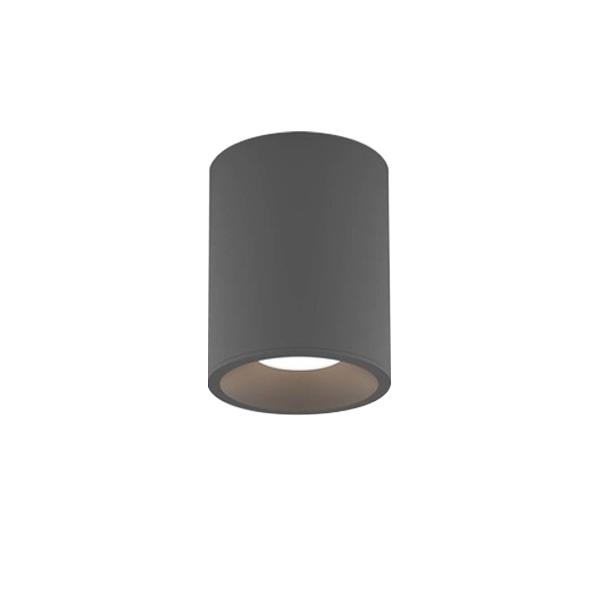 Billede af Astro Kos Round 140 Badeværelseslampe LED Tekstur Grå