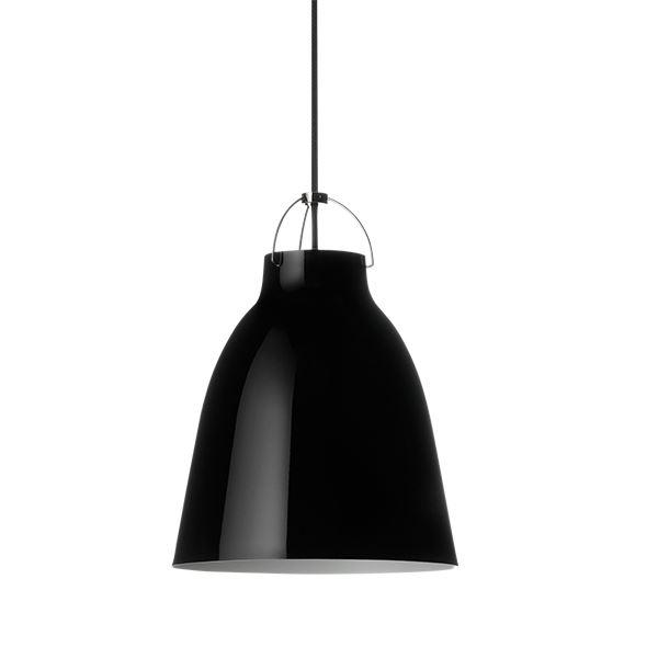 Lightyears Caravaggio Pendel P2 Sort/Sort